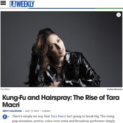 Tara Macri - LA Weekly