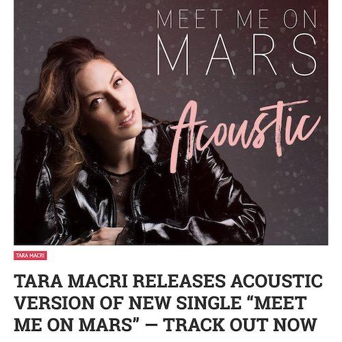 Tara Macri - Teen Music Insider